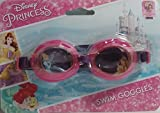 Disney Princess Swim Goggles withシンデレラand Belle