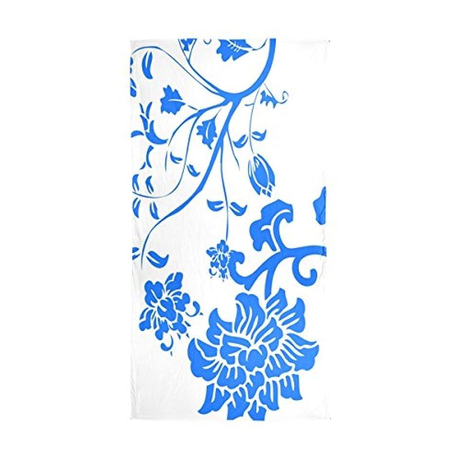 予備雑多な食欲【Anmumi】スカーフ 羽織り 薄手 染付け柄 花柄 上品 おしゃれ レディーズ 冷房対策 日焼け止め 旅行 お出かけ