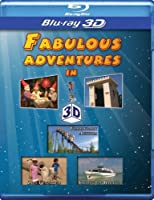 Fabulous Adventures in 3D [Blu-Ray 3D]