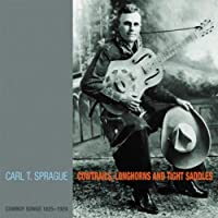 Cowtrails Longhorns & Tight Saddles