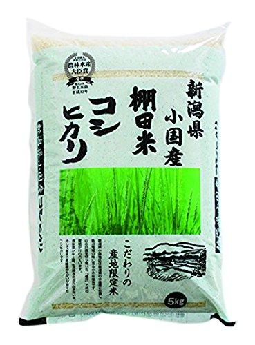 田中米穀 新潟県小国産棚田コシヒカリ 5kg