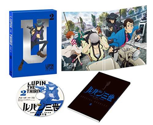 【Amazon.co.jp限定】ルパン三世 PART5 Vol.2 [Blu-ray] (全巻購入特典:アニメ描き下ろしLPサイズディスクケース引換シリアルコード付)