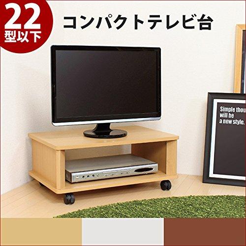 テレビ台 TVR-M01 キャスター付き テレビボード 19...
