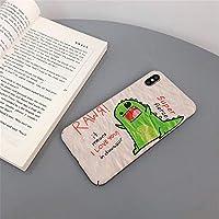 電話ケース - iPhone用ケースクリアフラワーパターンデザインソフト&フレキシブルTPU超薄型耐衝撃性透明な女の子と女性の花のカバー (iphone XR)