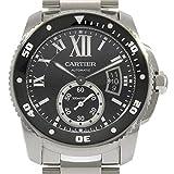 [カルティエ] Cartier W7100057 カリブル・ドゥ・カルティエダイバー 自動巻(2600028622727) 中古