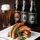 【日本一ウインナー&金賞ビールA (2-3人向)】 世界3位の職人が作るウインナーと、国際大会金メダルビール