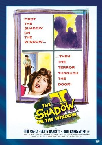 Shadow on the Window by Jerry Mathers