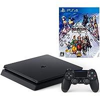 PlayStation 4 ジェット・ブラック 1TB + キングダム ハーツ HD 2.8 ファイナルチャプタープロローグ