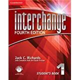 Interchange Level 1 Student's Book with Self-study DVD-ROM. 4th ed. (Interchange Fourth Edition)