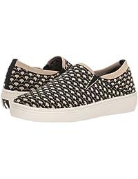[SKECHERS(スケッチャーズ)] レディーススニーカー?ウォーキングシューズ?靴 Goldie Black/Taupe 5.5 (22.5cm) B - Medium
