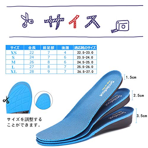 Smilefoot『シークレットインソール』