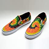 CLASSIC SLIP-ON RASTA/MULTI