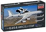 1 / 144アメリカ空軍E - 3 / E - 8 AWACS /ジョイント星プラスチックモデルmc14703