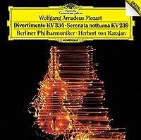 モーツァルト:ディヴェルティメント 第17番、「セレナータ・ノットゥルナ」