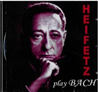 Jascha Heifetz. Bach: Sonatas, Concerto for Two Violins, BWV 1043 in D