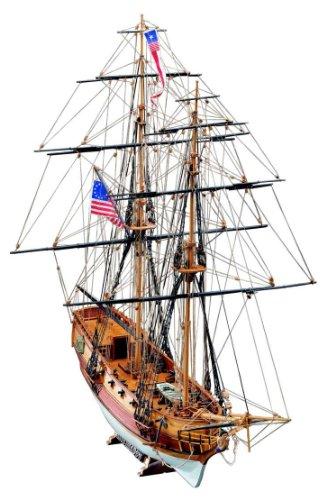 木製帆船模型 マモリ社 MV22 ブルーシャドー BLUE SHADOW
