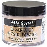 Mia Secret カバーベージュアクリルパウダー2オンス