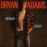"""Heaven - Bryan Adams 7"""" 45"""