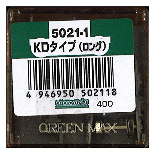 Nゲージ 5021-1 KDタイプ (ロング)