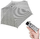 CHENYU 折りたたみ傘 超軽量 日傘 完全遮光 小型 携帯しやすい レディース 晴雨兼用 ミニ傘