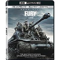 フューリー [4K UHD+Blu-ray ※4K UHDのみ日本語有り](輸入版) -Fury-