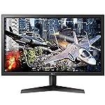 "LG Ultragear 24GL600F 24"" 144Hz Full HD 1ms FreeSync Gaming Monitor"