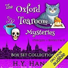 The Oxford Tearoom Mysteries Box Set Collection I: Prequel + Books 1 & 2