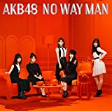 54th Single「NO WAY MAN」<TypeA>(仮) 初回限定盤