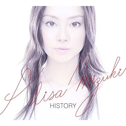 HISTORY~ALISA MIZUKI COMPLETE SINGLE COLLECTION~