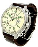 [エアロマチック1912]aeromatic1912 腕時計 ドイツ製二戦ドイツ空軍レトロ加工復刻版BIG-DATE A1289 【並行輸入品】
