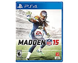 Madden NFL 15 (輸入版:北米) - PS4 (B00JUFSH9M) | Amazon price tracker / tracking, Amazon price history charts, Amazon price watches, Amazon price drop alerts