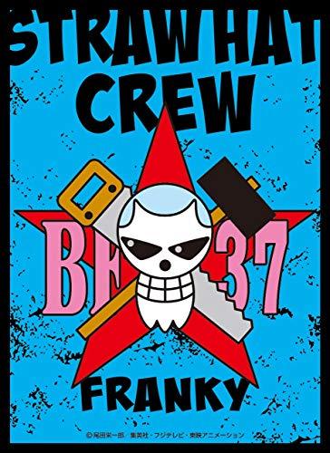 キャラクタースリーブ ワンピース <海賊旗> フランキー(EN-873)