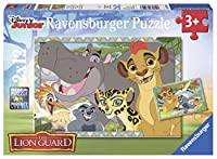 Beschützer des Königreichs Puzzle 2 x 12 Teile