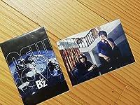 120円~ポストカードのみB'zニューアルバム CDNEW LOVE特典ポストカード(2枚組)のみ各1枚づつ