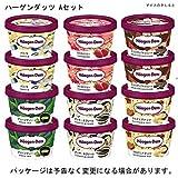 【ハーゲンダッツアイスクリーム】 A バラエティ6種セット 12個