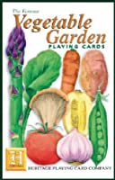 PLAYING CARDS  Vegetable Garden