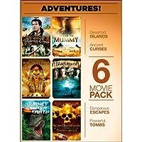 6-MOVIE PACK: ADVENTURE
