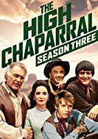 The High Chaparral: Season Three [DVD] [Import]