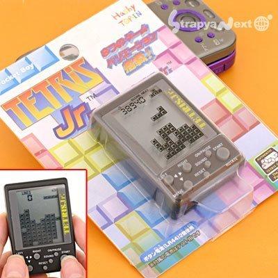 携帯ポケットゲーム(テトリス)