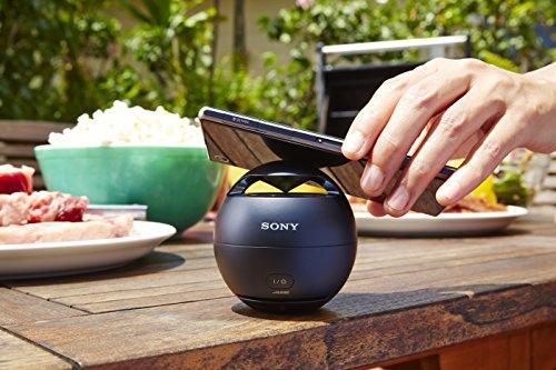 ソニー SONY ワイヤレスポータブルスピーカー 防水/Bluetooth/NFC対応 ブラック SRS-X1 B