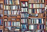 Best 天文学ブック - laeacco 7x 5ft Bookshelf Backdrop Vintage部屋本棚Books学生子供写真背景 Review