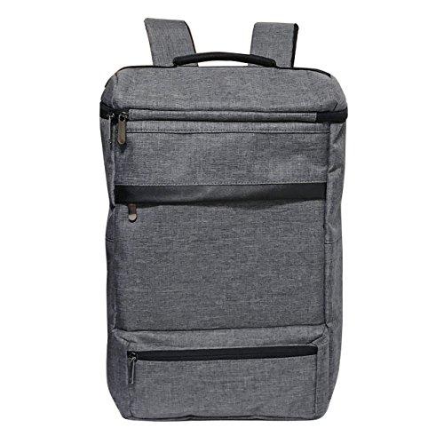 [Smart Traveler] 出張の達人が考えた ビジネス リュック バックパック スクエア メンズ 大容量 パソコン収納 隠しポケット 出張 通勤 通学