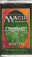 Magic The Gathering Card Game - Homelands Booster Pack - 8C [並行輸入品]