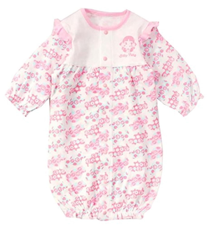ベルコット BabyPeko ベビーペコちゃん 新生児服 2WAYドレス 50~70cm