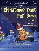 Christmas Duet Fun Book for Viola