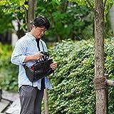 ケンコー aosta カメラボディバッグ ジェットダイスケモデル PHOTOWALK 10.0L ブラック 画像