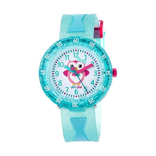 フリックフラック キッズ腕時計ゲット・ミンティー...の商品画像