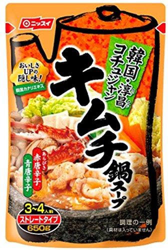 キムチ鍋スープ 袋650g