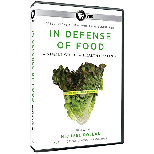 In Defense of Food [DVD] [Import]