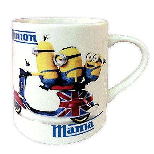 Minion Mug Intrusion